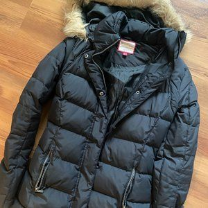 Navy / Black Winter Coat 4US - Mountain Warehouse